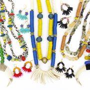 Perline di varie forme, colori, dimensioni