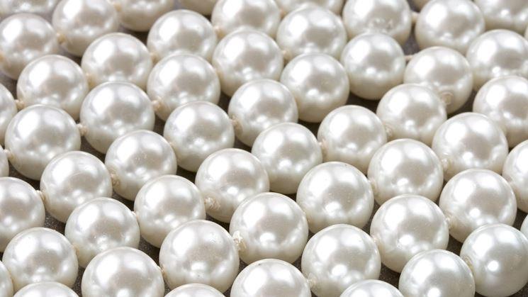Perle bigiotteria