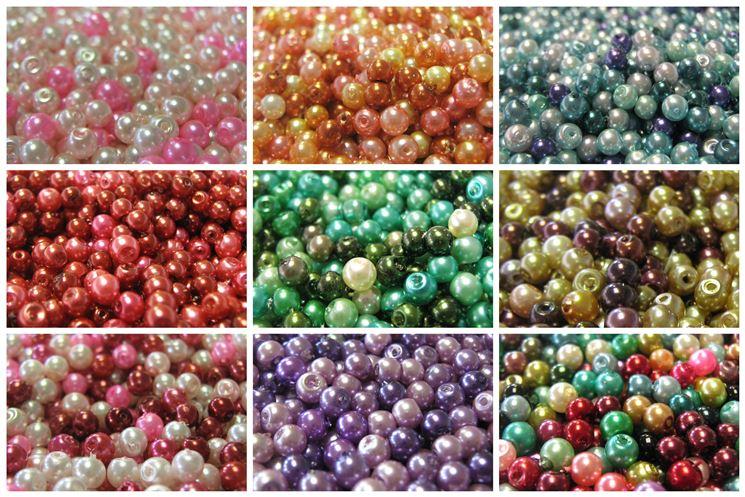 Perle vetro