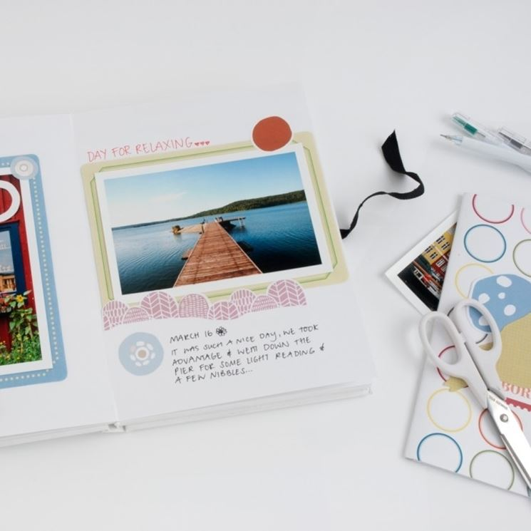 Molto Album fotografici fai da te - Come decorare - Come realizzare  FX69