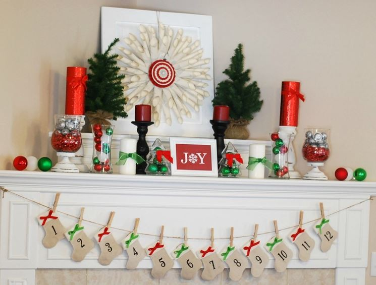 Decorazioni natalizie fai da te come decorare addobbi for Decorazioni natalizie fai da te