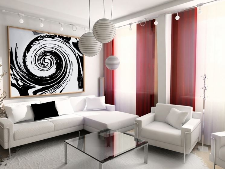 I quadri   come decorare   decorare con i quadri