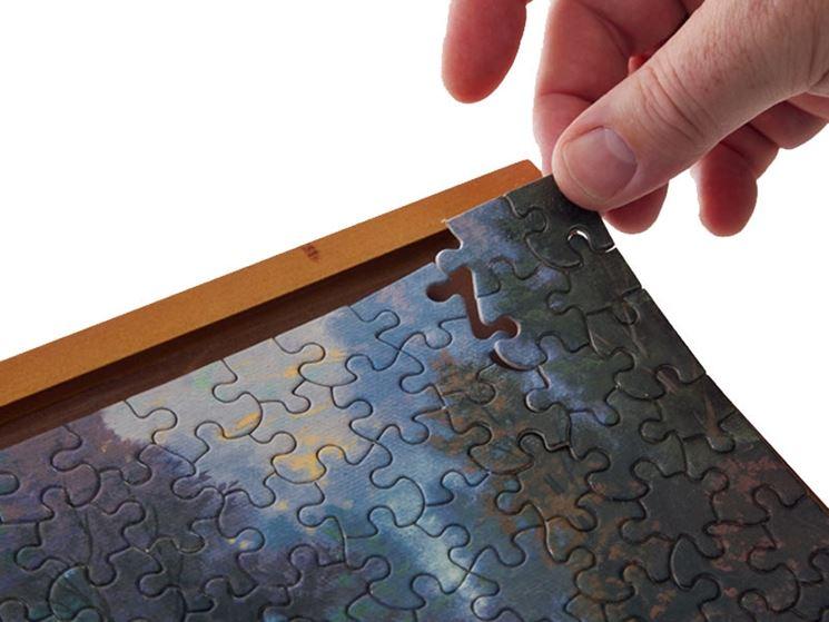 Super Incorniciare puzzle - Come decorare - Come incorniciare un puzzle DR63