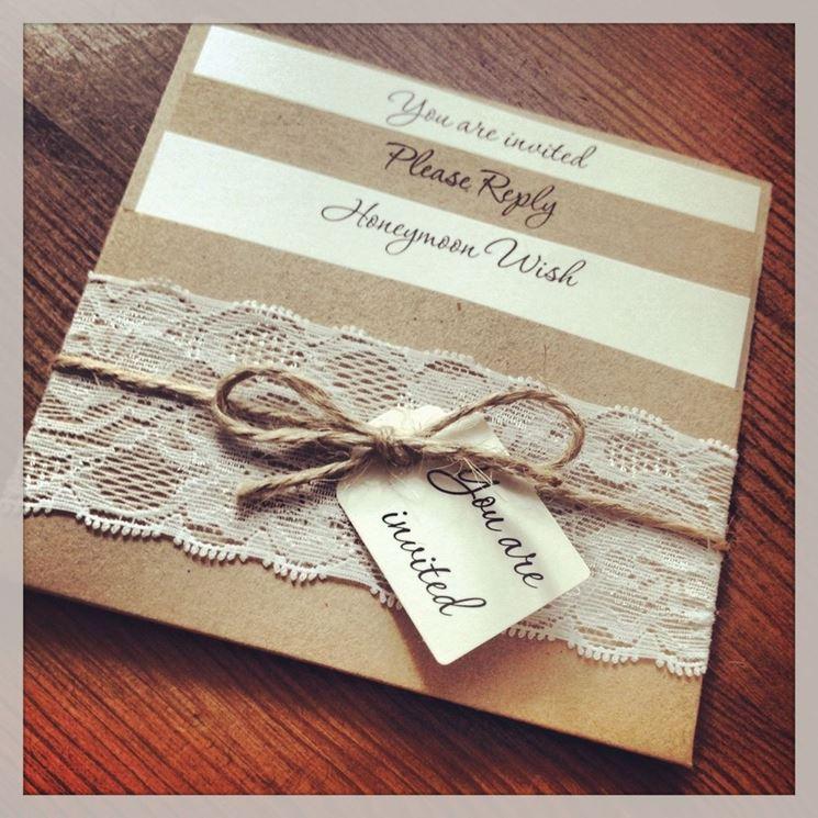 Super Partecipazioni matrimonio fai da te - Come decorare - Come  TG55