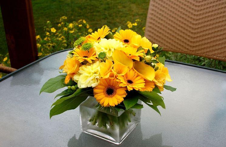 abbastanza Realizzare composizioni di fiori - Come decorare - Come fare FC06
