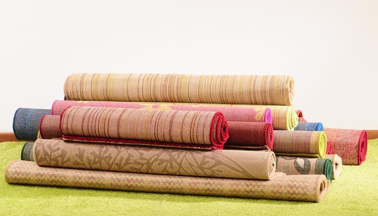 Riciclo creativo dei tappeti