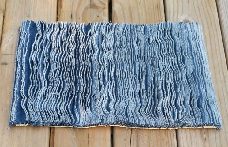 riciclare tappeto