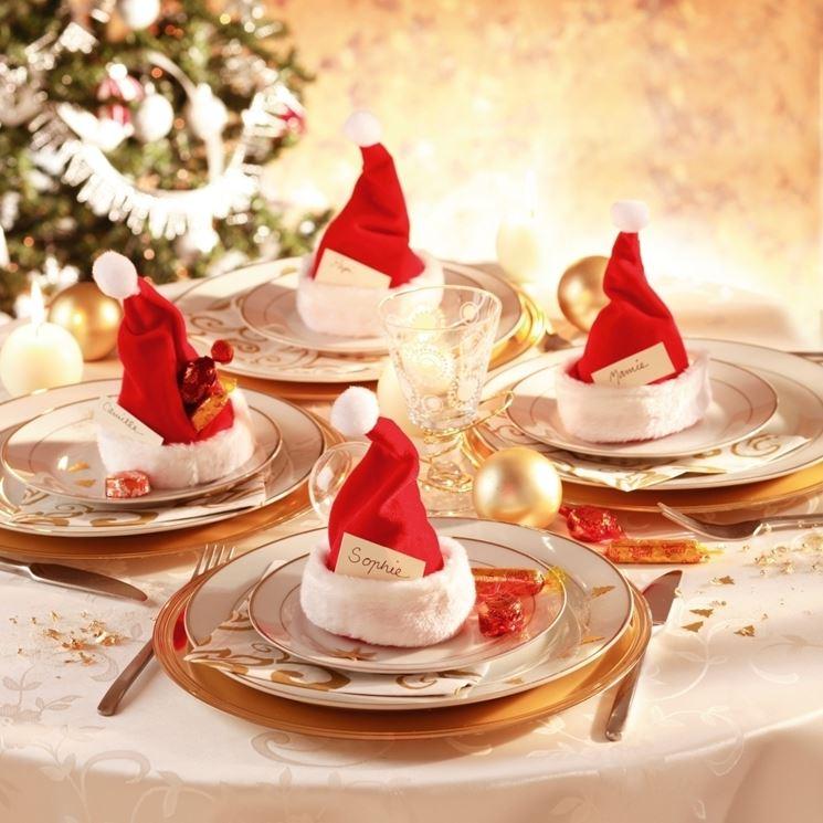 Segnaposti natalizi fai da te come decorare realizzare - Decorazioni per capodanno fai da te ...