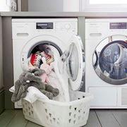 Classiche lavatrici casalinghe