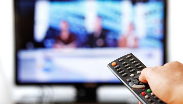 Televisore con digitale terrestre