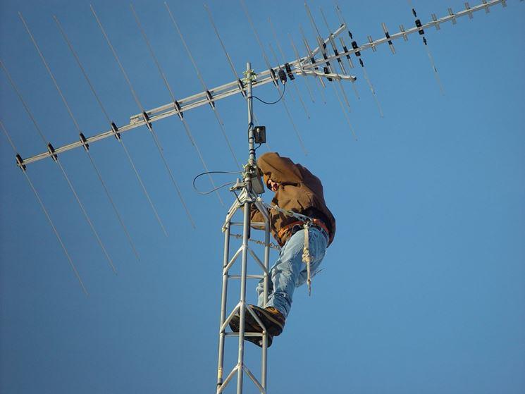 Installazione Scaldabagno Fai Da Te : Installazione antenna tv elettrodomestici a risparmio