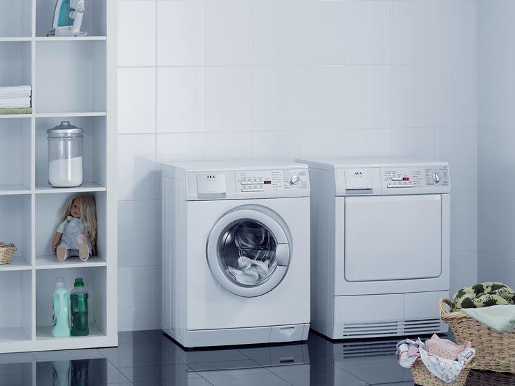 Lavasciuga o asciugatrice elettrodomestici a risparmio for Bosch lavasciuga