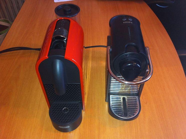 Macchine per caffè in capsule