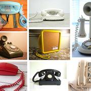 Telefoni vintage da collezione