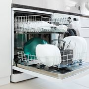 Una lavastoviglie da incasso