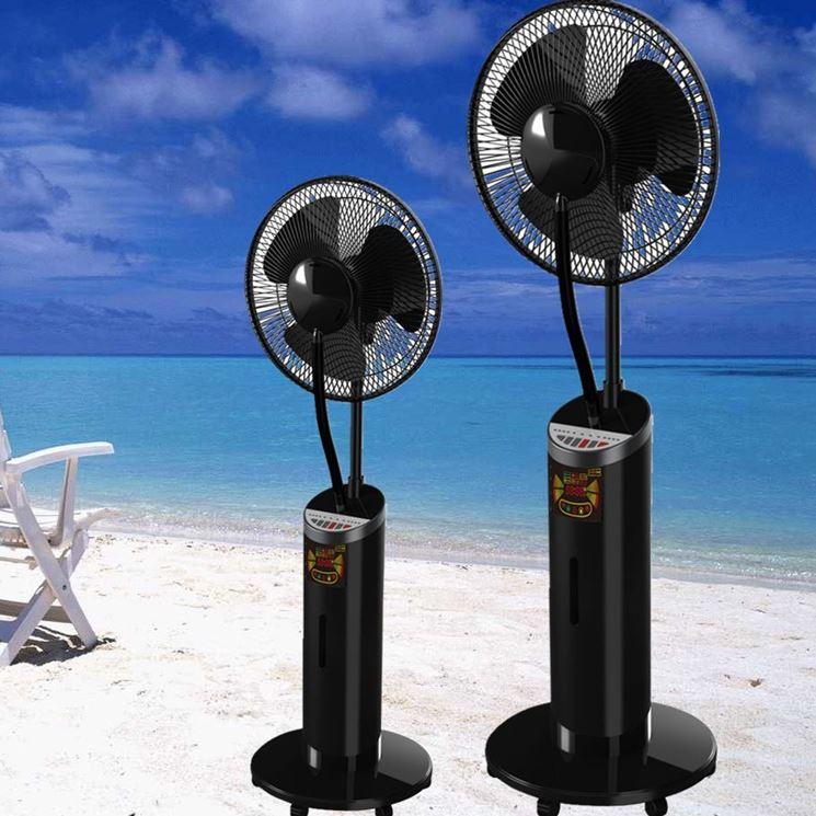 Ventilatori ad acqua