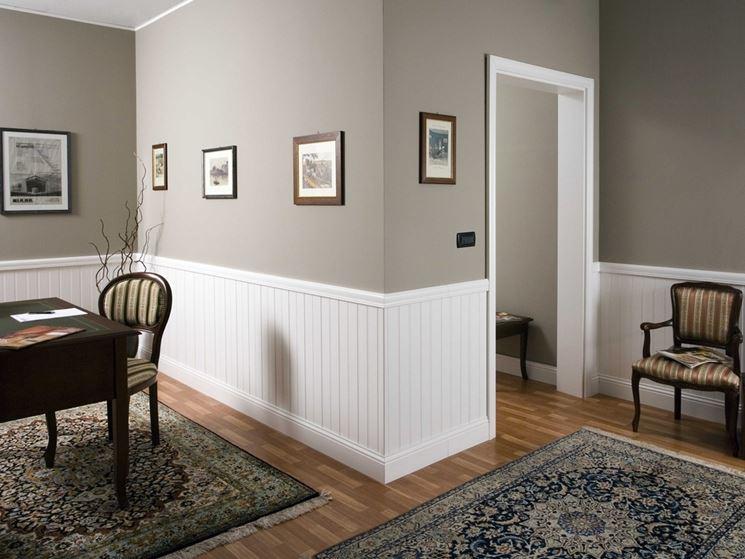 Imbiancare pareti in gesso design casa creativa e mobili - Pareti colorate bagno ...