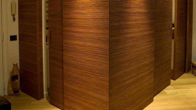 Boiserie fai da te legno boiserie tecnica for Parete in legno fai da te