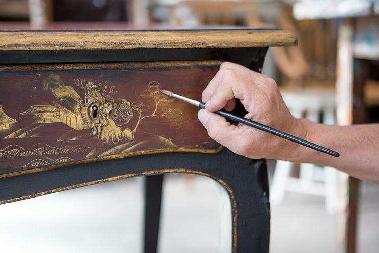 spesso Come restaurare mobili antichi - Fai da te legno - consigli utili  GB85