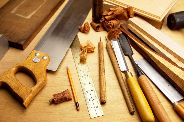 legno fai da te