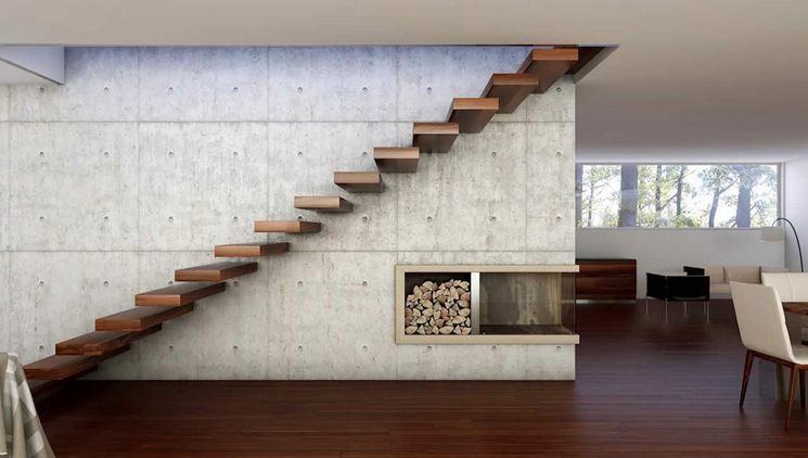 Gradini in legno fai da te legno installare gradini in for Gradini in legno massello prezzo