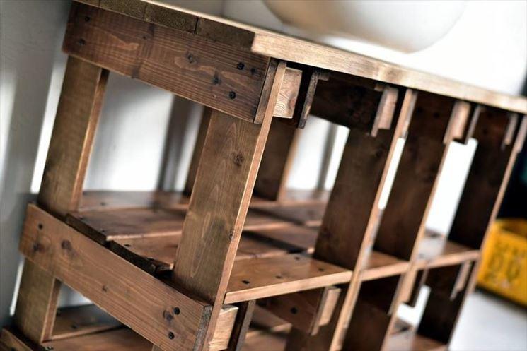 portolavabo in legno