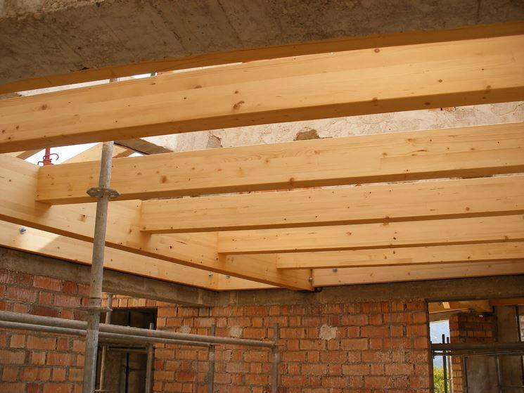 Legno lamellare fai da te legno che cos 39 il legno - Forjados de madera laminada ...
