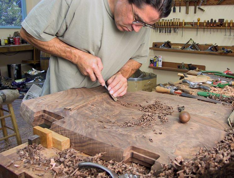 Creare col legno