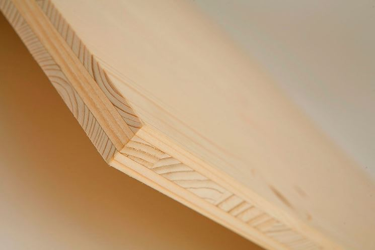 Pannello in legno strutturale