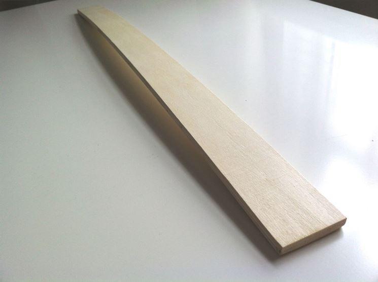 Listello di legno