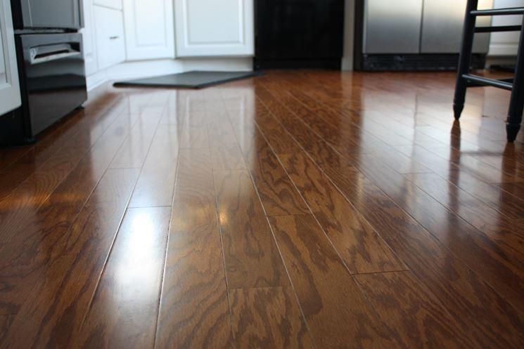 La manutenzione dei pavimenti in legno