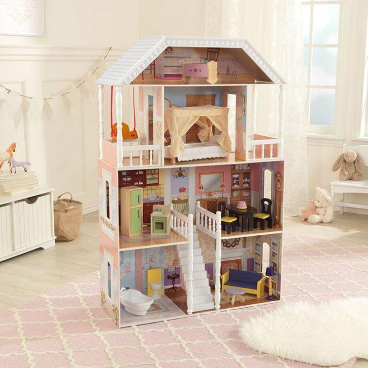 Casa delle bambole esempio