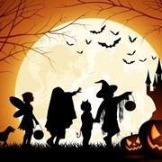 Halloween per i bambini.