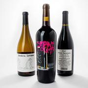 Alcune originali etichette vino fai-da-te