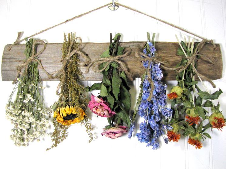 Idea per appendere i fiori