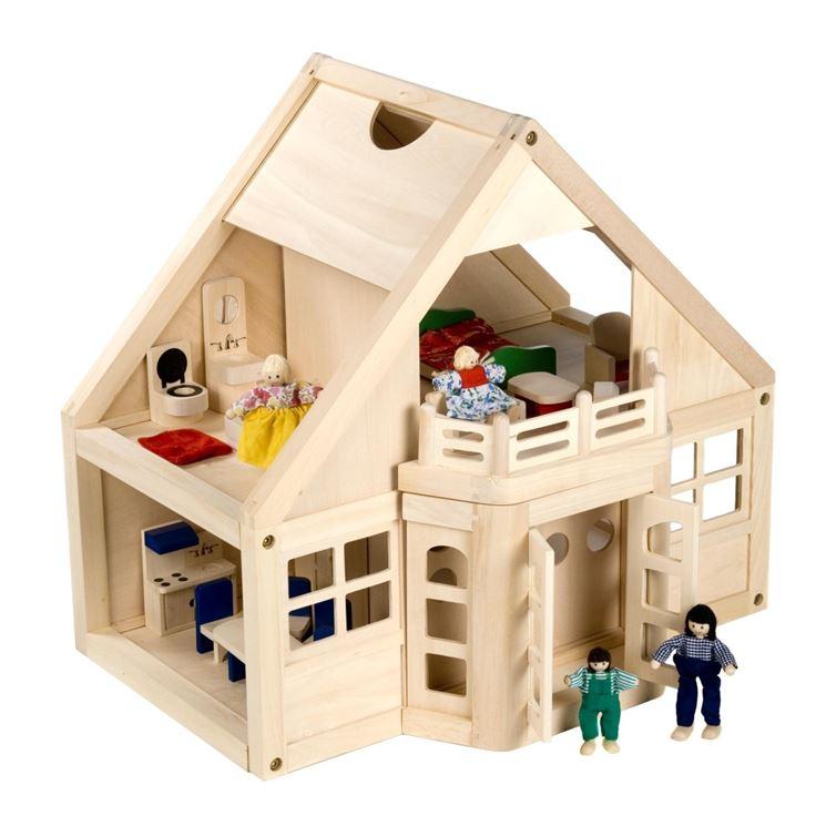La casa delle bambole il bricolage giocattoli bambina for Costruire la casa dei miei sogni online