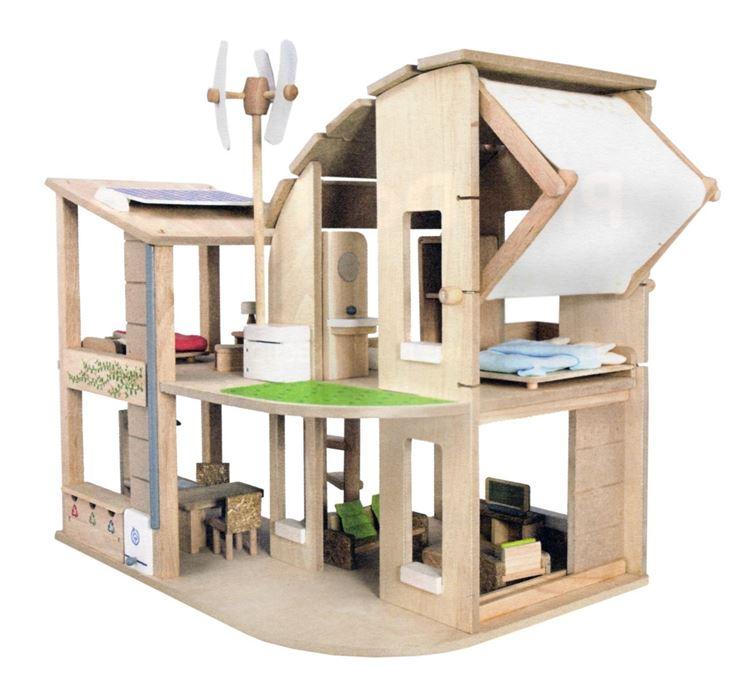 Favoloso La casa delle bambole - Il bricolage - Giocattoli bambina CA04