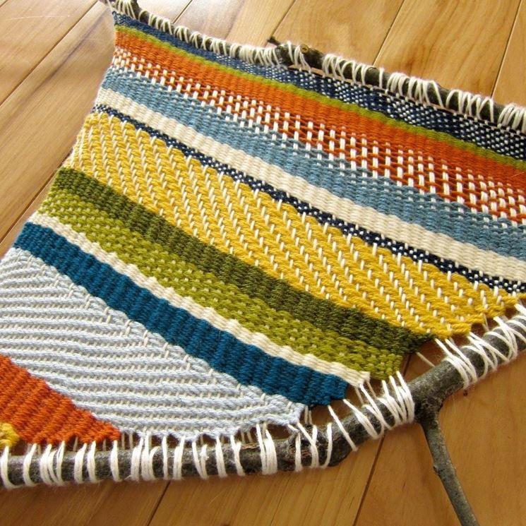 Tessile realizzato in casa