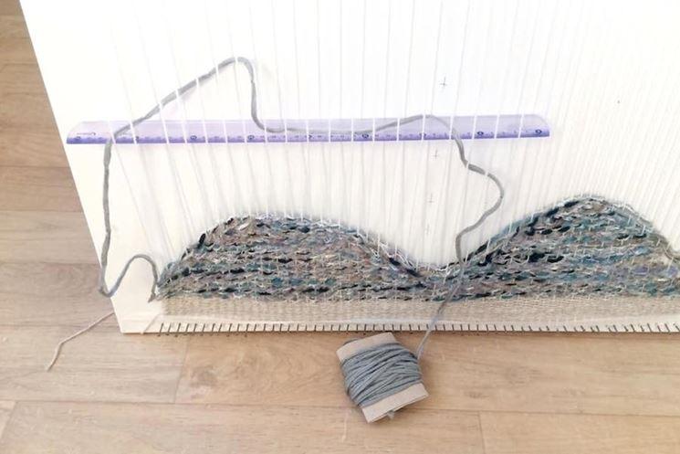 Usare telaio in casa