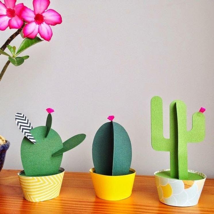 cactus papercraft