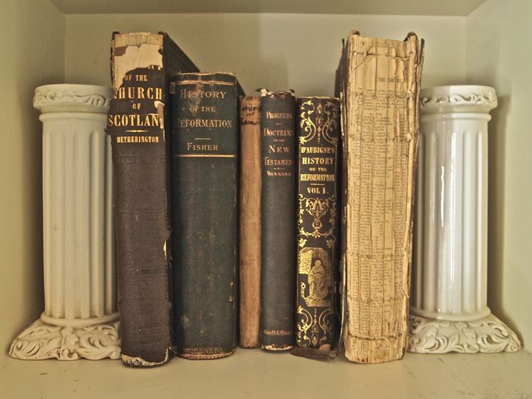 Libri da restaurare