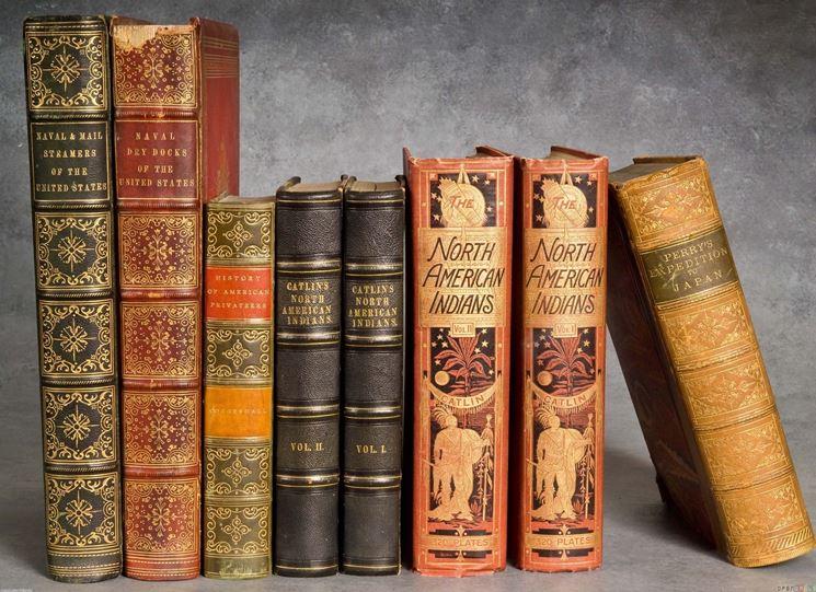 Libri antichi restauro