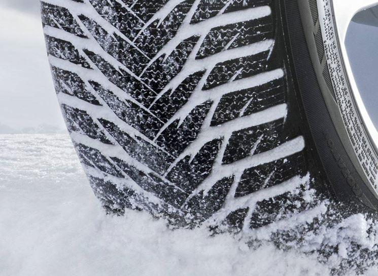 Gomme termiche da neve