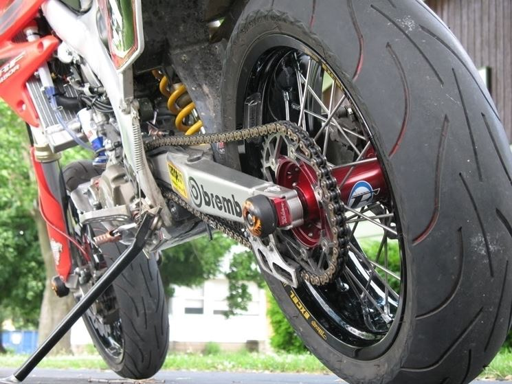 gomme motocicletta
