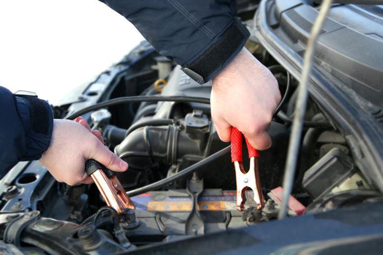 ricarica batteria auto