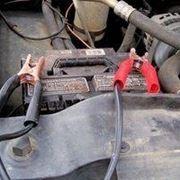 ricaricare batteria auto