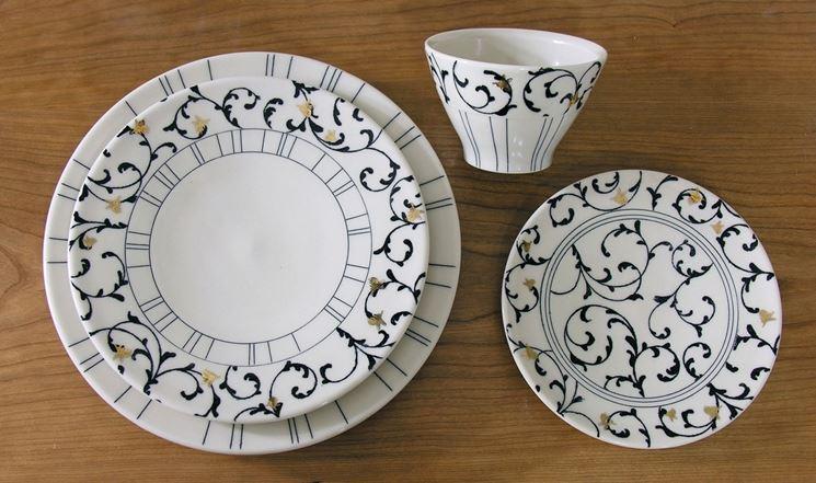 Moderne creazioni in ceramica