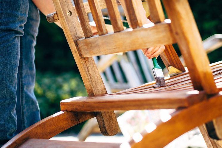 Protezione del legno