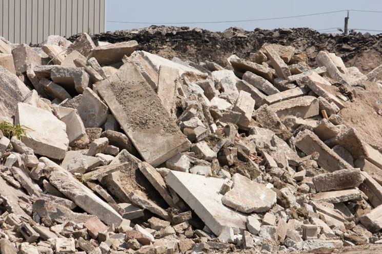 Demolizione calcestruzzo