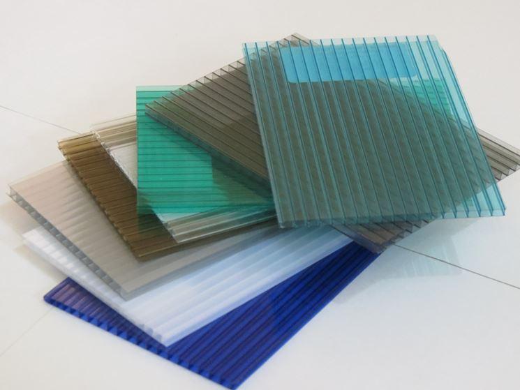 Pannelli in policarbonato